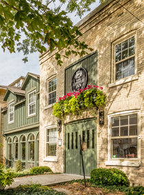 Stay & Dine Package Little Inn of Bayfield Ontario Canada