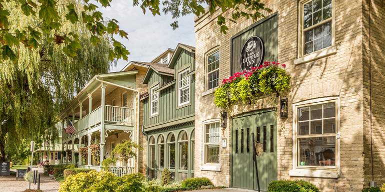 Getaway Packages Little Inn of Bayfield Ontario Canada